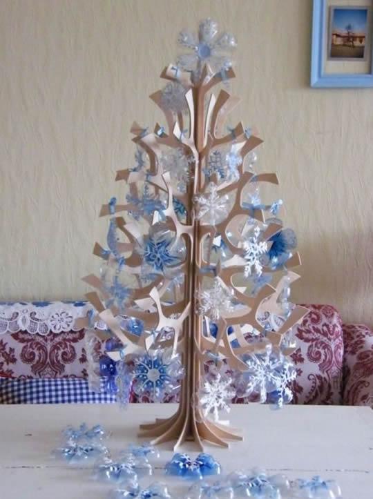 Enfeite de Natal para a Árvore passo a passo