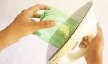 Pote reciclado com garrafa PET