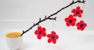 Como fazer flores decorativas com garrafa PET