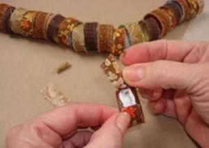 Brinquedo de Tampinha de Garrafa PET