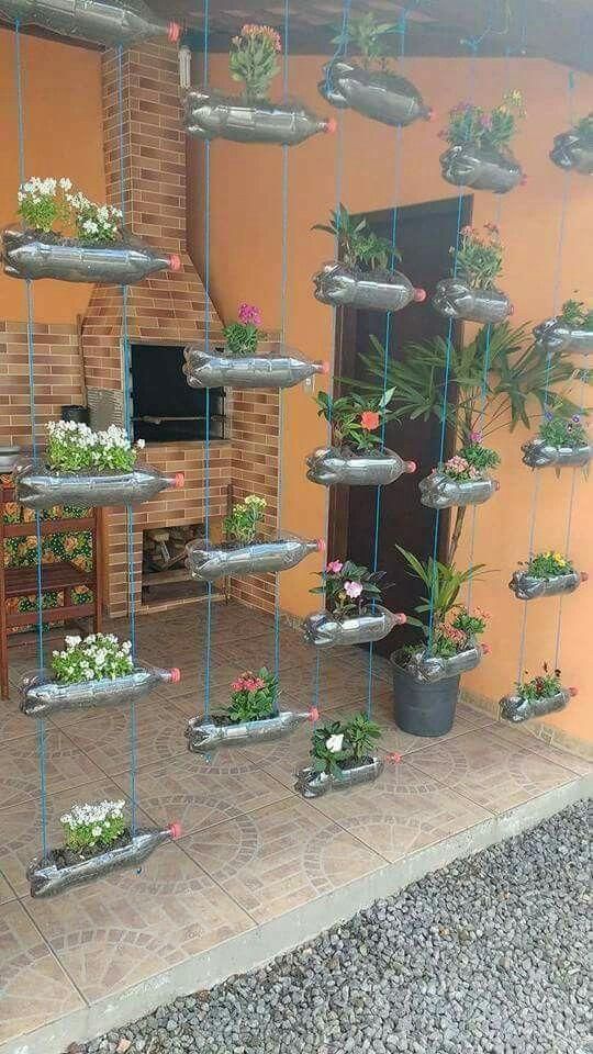 jardim suspenso