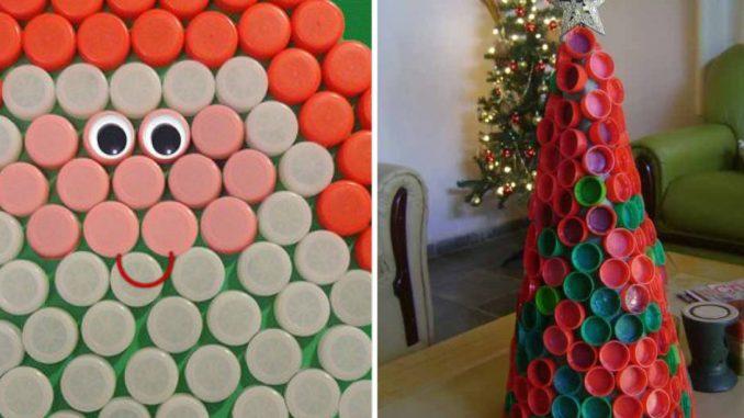 decoração de natal com tampinhas (7)-01 aaaaa