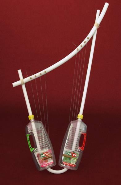 Instrumentos reciclados